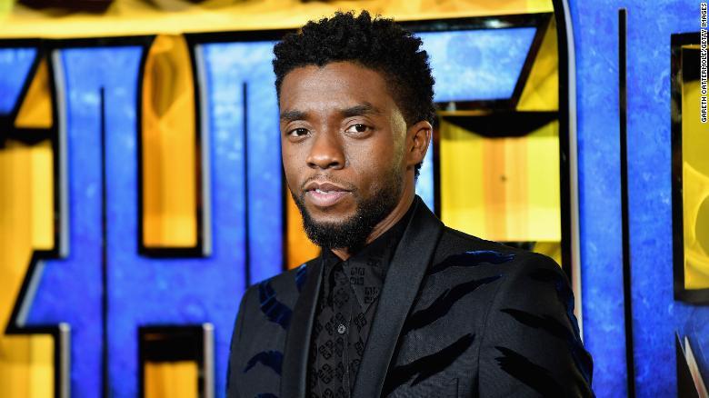 Chadwick Boseman Black Panther is dead