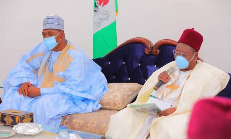 Shehu visits Zulum, says Borno no longer safe