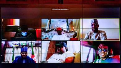 Photo of Buhari, governors call for protection of civilians, improved intelligence sharing