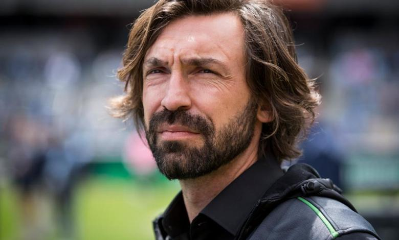 New Juventus FC Manager, Andrea Pirlo