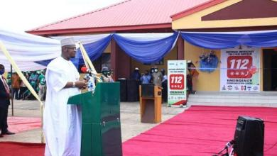 Photo of Pantami commissions Imo State Emergency Communication Centre