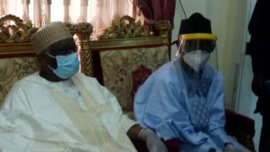 Photo of Buhari's chief of staff leads delegation to Emir of Zazzau's funeral