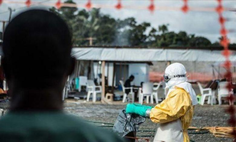 118 Ebola cases detected in DR Congo
