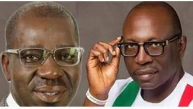 Photo of Obaseki wins Ize-Iyamu's local government