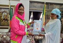 Photo of Kebbi female farmers benefit from ICT skills training