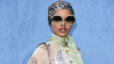 Photo of Halima Aden quits runway modelling over religious views
