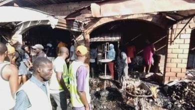 Photo of Fire wreaks havoc on Minna central market