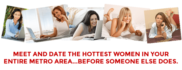 odd2lineupofwomen - Online Dating Domination 2.0