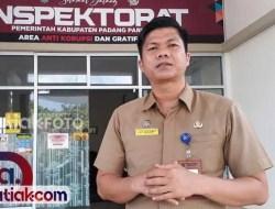 Inspektorat Padangpariaman Audit Empat Bidang Kerja