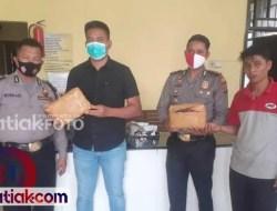 Terduga Pemilik Paket Narkoba yang Ditemukan di BIM Ditangkap