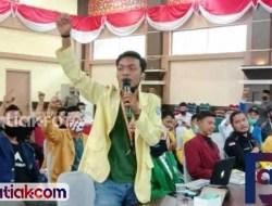 Wakil Ketua DPRD Kabupaten Solok Mendukung Penolakan UU Ciptaker