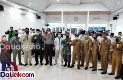 93 Pengawas Tempat Pemungutan Suara di Lubuk Alung Dilantik