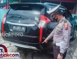 Mobnas Wakil Ketua DPRD Tanah Datar Diamankan Polisi