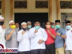 Suhatri Bur-Rahmang Deklarasikan Kemenangan
