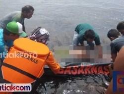 Sehari Hanyut di Lautan, Retta Ditemukan Meninggal