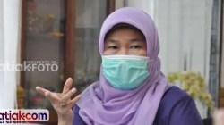 Kepala DLH Sumbar Siti Aisyah menjelaskan bahwa terjadi peningkatan limbah medis di Sumbar.