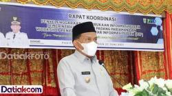keterbukaan informasi di Padangpariaman