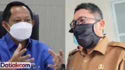 Menteri Dalam Negeri Tegur Wako Padang