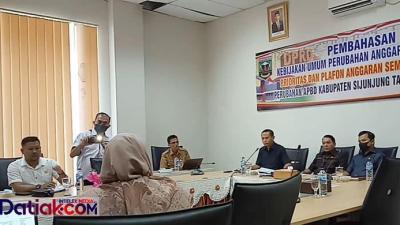 5 ASN Pemkab Sijunjung Hilang Jabatan Mengadu ke DPRD