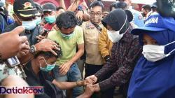 anak korban longsor di Tanahtaban 2021