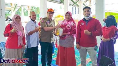 SDM PKH Padangpariaman di Ulakantapakih