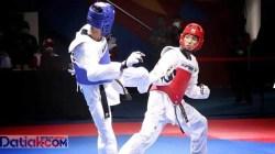 Taekwondoin Sumbar Marstio Embrian Hidayatullah 2021
