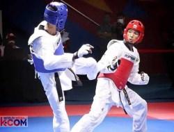 Taekwondoin Sumbar Marstio yang Cidera, Sumbang 1 Medali