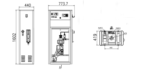 High Volume Fuel Pump, High, Free Engine Image For User