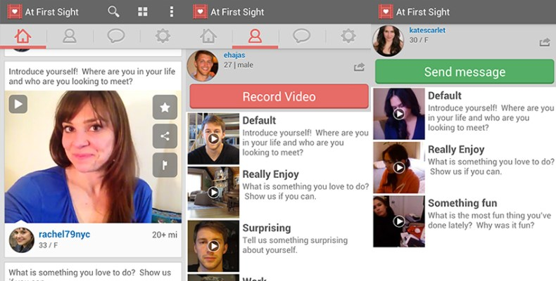 At First Sight dating app review