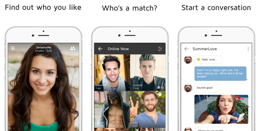 Review dating apps