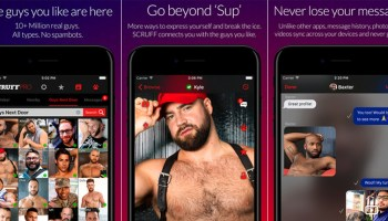Scruff Gay Dating App Review