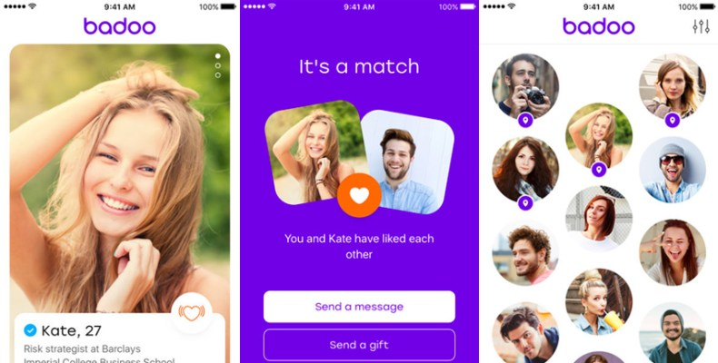 free dating apps like badoo messenger