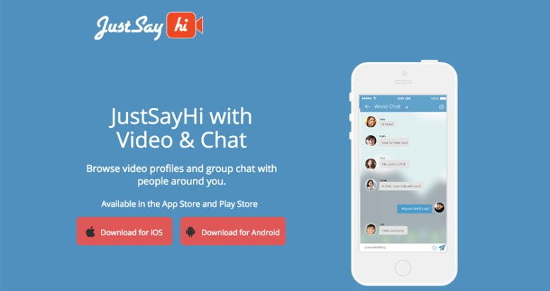 Just Say Hi Dating App Review - dating-apps.com
