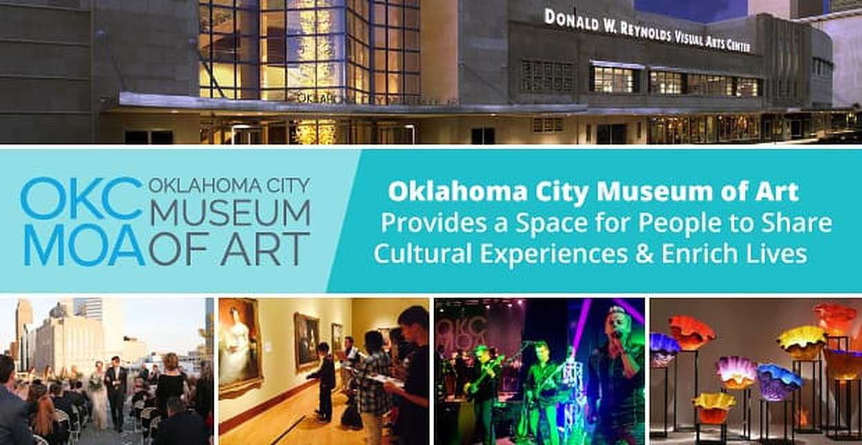 Oklahoma City Museum Of Art Provides A Space For People To
