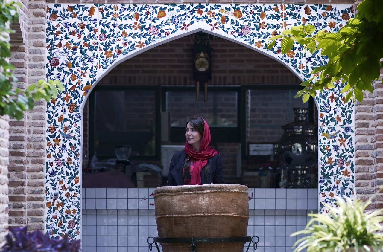 Dating culture in Tehran