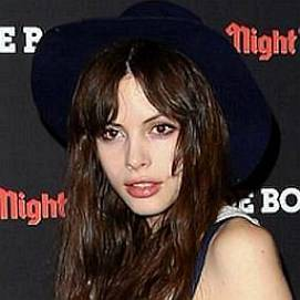 Who is Charlotte Kemp Muhl Dating Now - Boyfriends & Biography (2021)