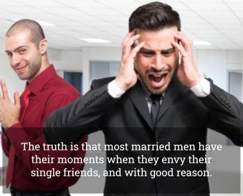 jealous Married Men