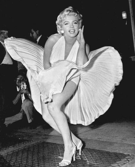 Marilyn Monroe in Seven-year Itch