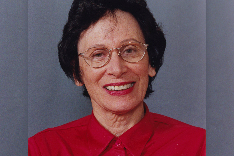 Violette Haake, 1928–2020   BWNS