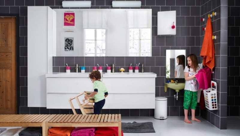 Salle De Bain Enfant 15 Idees D Amenagement Pour Toute Surface