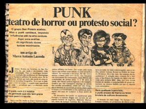 Resultado de imagem para punk brasil