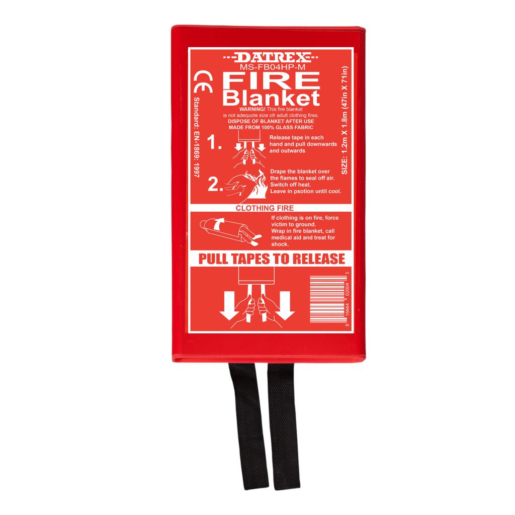 FIRE BLANKET  HARD PACK  Datrex