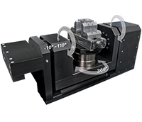 Rotary axes machine accessories