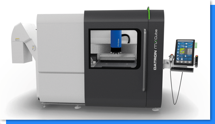 DATRON Brings the Ultra Precise MXCube to North America