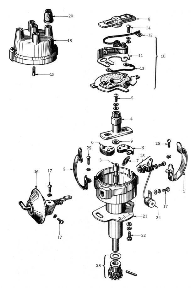 [DIAGRAM] Msd Distributor Parts Diagram Html FULL Version
