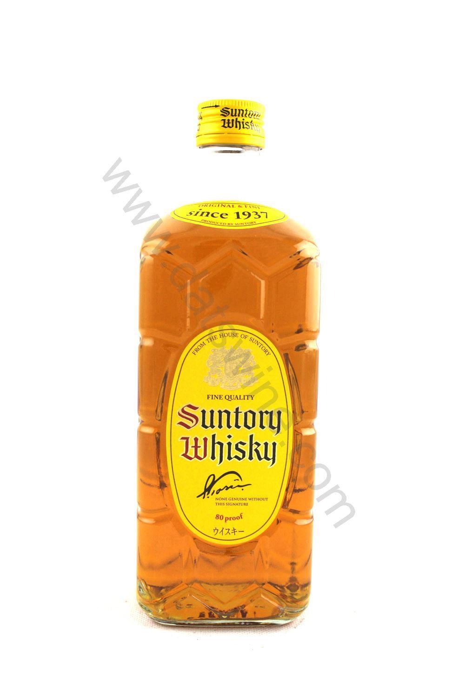 DAT'S WINE 酒軒. Suntory 三得利角瓶威士忌 700ml