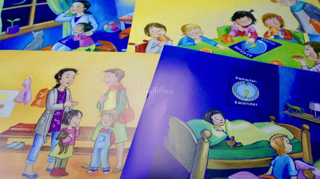 Buchtipp für Ramadan Erzählkarten Nahaufnahme