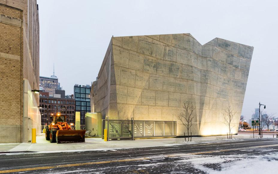 Spring Street Salt Shed  Portfolio  Dattner Architects