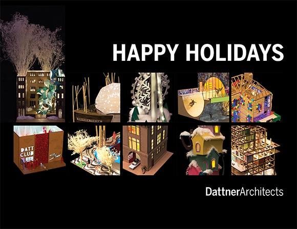 Dattner Architects 2018 Holiday Village Charrette