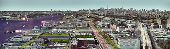 Dattner Architects, Revitalizing the Urban Extents
